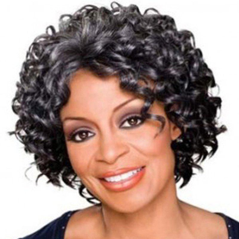 40% OFF Wild-Curl Up Fluffy Small Curl Wig | Rosegal
