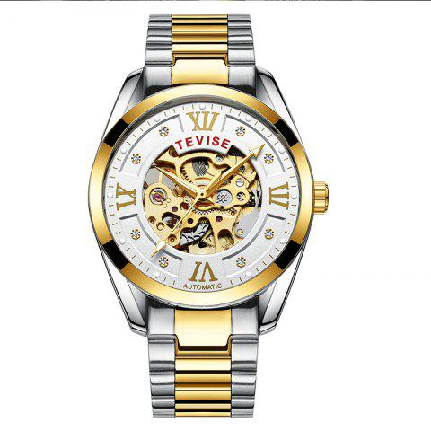 Tevise High-End Business Fashion Men'S Wristwatch
