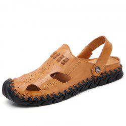 Large Size Fashion Handmade Sandals for Foreign Trade -