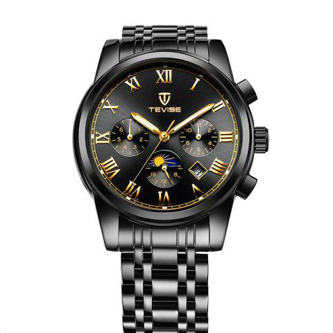 Tevise High-End Fashion Business Men'S Watch