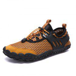 ZEACAVA Men Leisure Hiking Outdoor Sports Shoes -