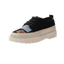 Spring Low Canvas Shoes Casual Ladies Shoes -