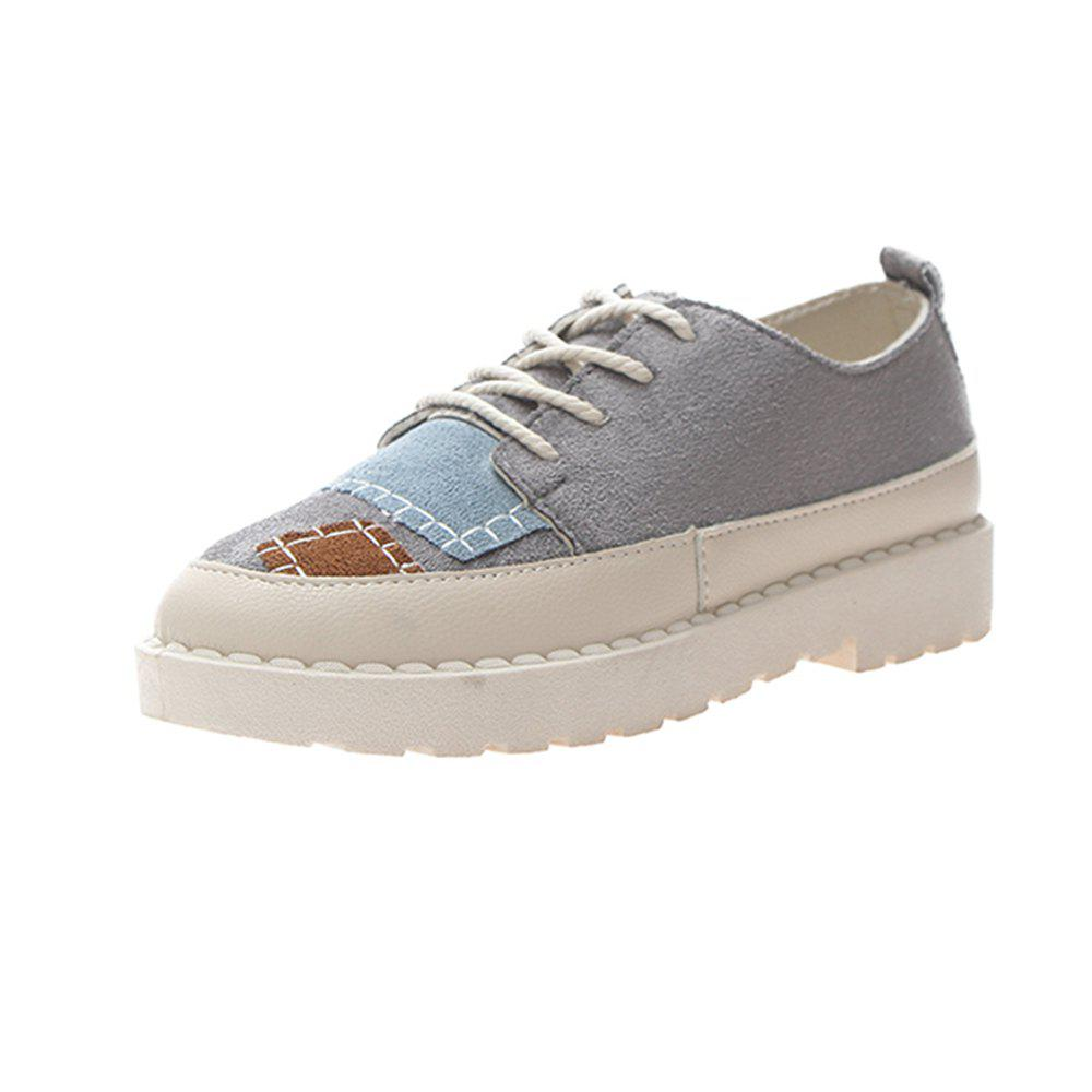 Buy Spring Low Canvas Shoes Casual Ladies Shoes