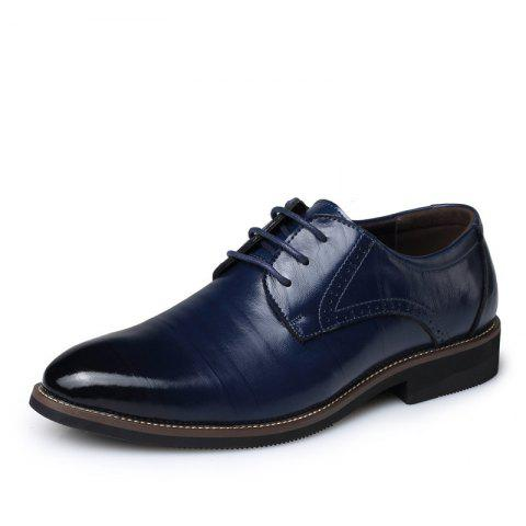 Formal Business Large Size Men'S Leather Shoes