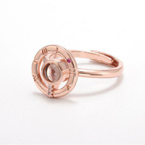 HAOMOU Fashion Open Style Ring for Women Decoration