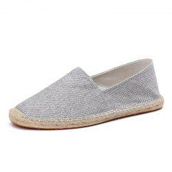 Ladies Summer Canvas Breathable Comfortable Casual Shoes -