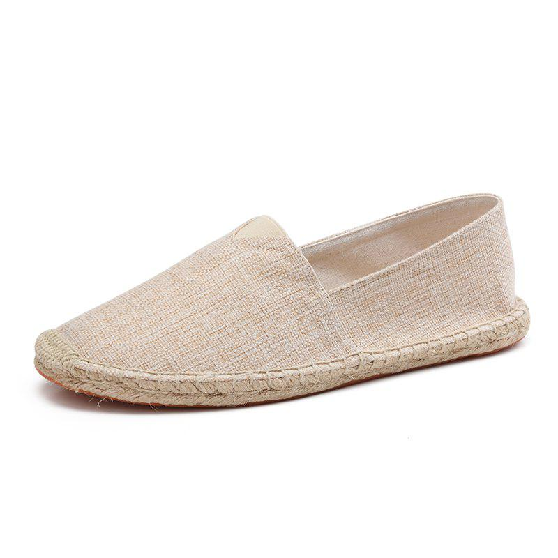 Discount Ladies Summer Canvas Breathable Comfortable Casual Shoes