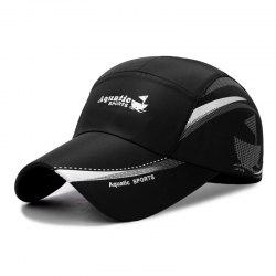 Lightweight and Breathable Casual Sports Baseball Cap + Adjustable for 56-59CM -