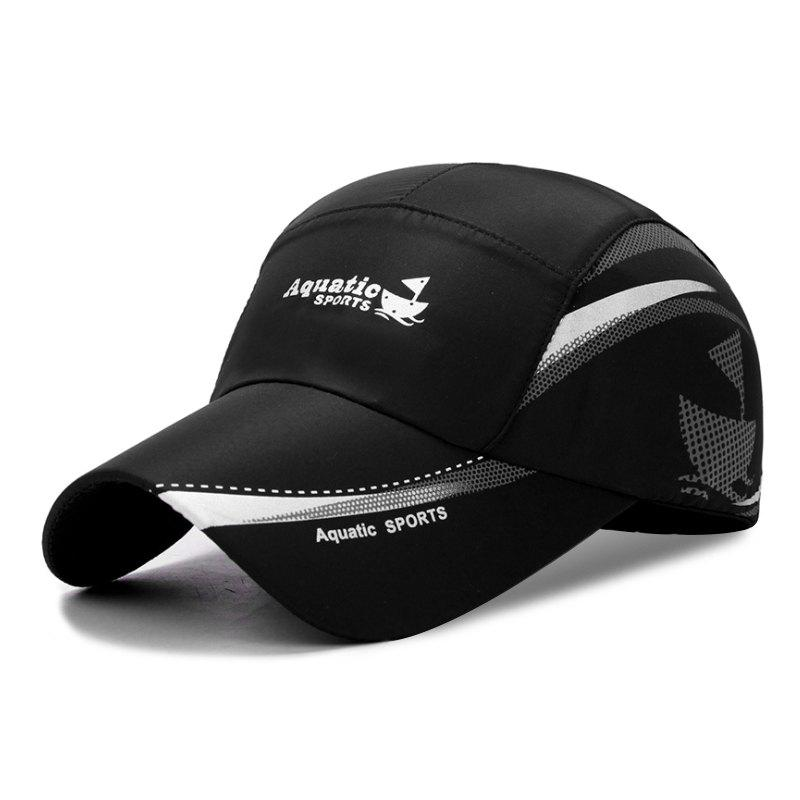 Fashion Lightweight and Breathable Casual Sports Baseball Cap + Adjustable for 56-59CM