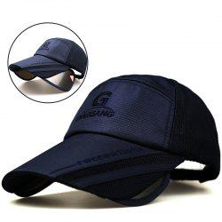 Pullable Cap Along Baseball Cap + Adjustable for 56-59CM -