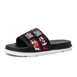 Summer Classic Outdoor Beach Low Shoes Sandals Slippers for Men -