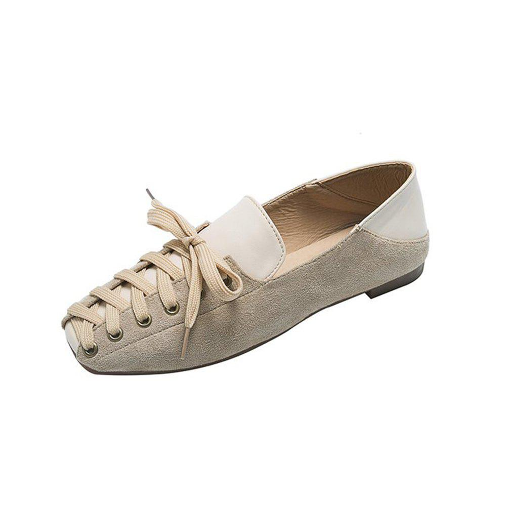 Best Comfortable and Stylish Casual Women Flat Shoes with Front Tie