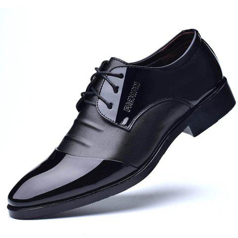 Men'S Business Dress Large Size Casual Shoes
