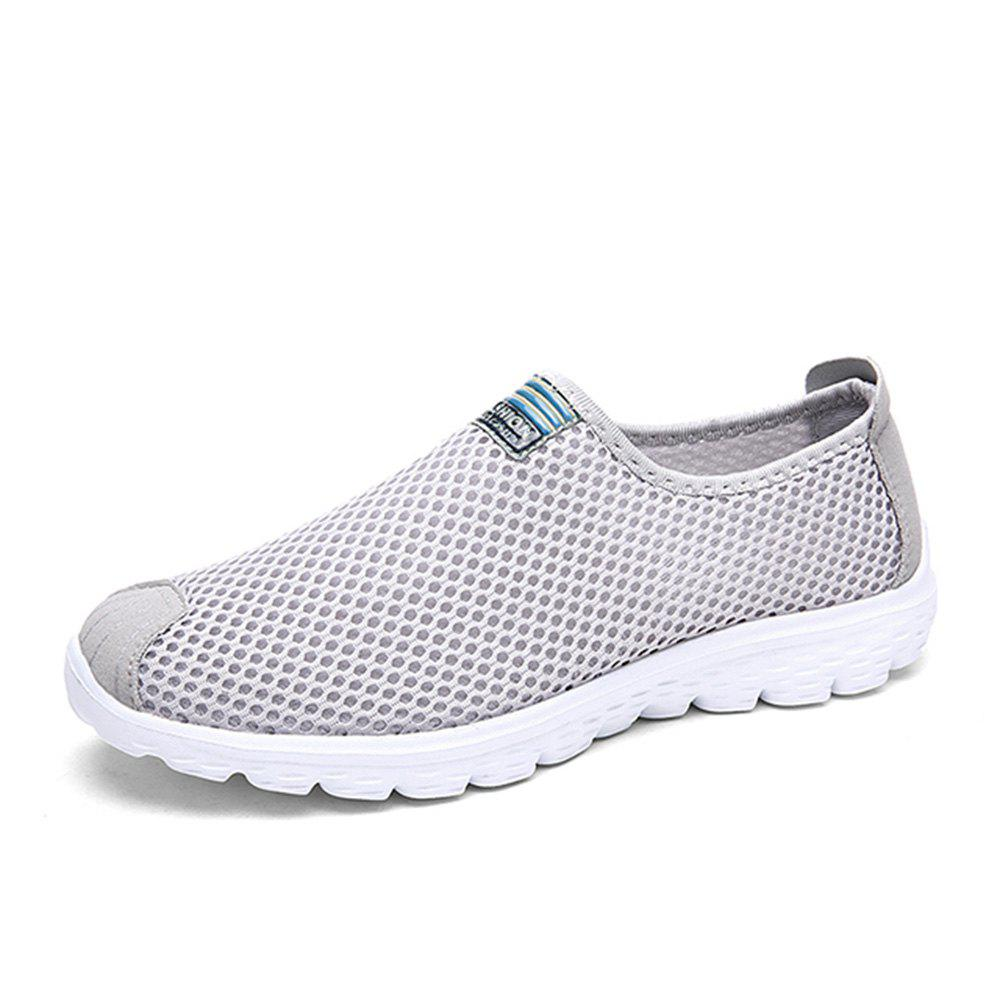 Best Summer Mesh Casual Slip-On Breathable Running Shoes for Women