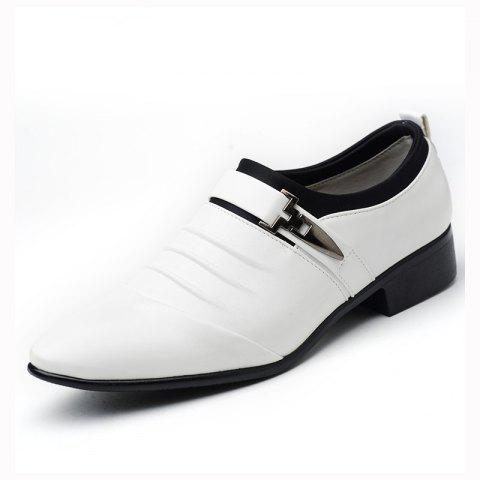 Men'S Shallow Mouth Business Fashion Casual Shoes