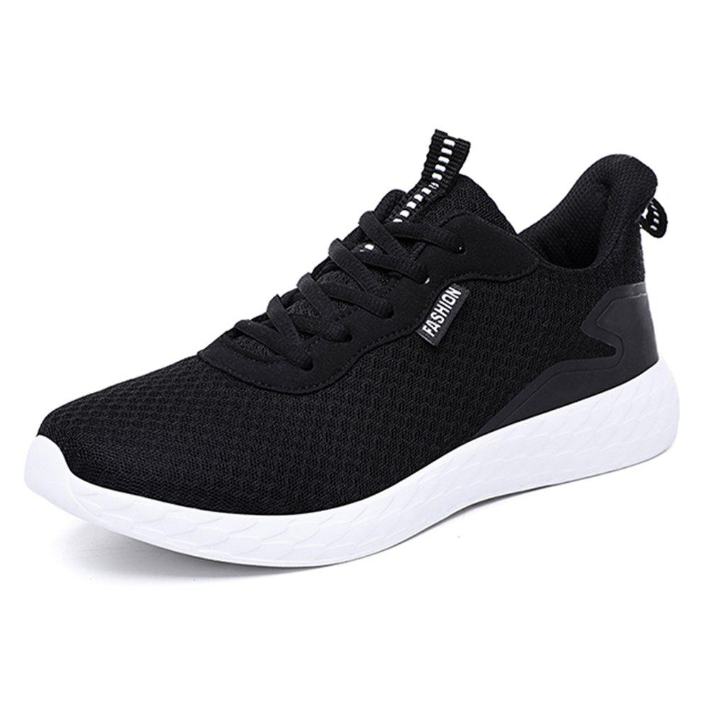 Latest Men Mesh Running Male Breathable Outdoor Sports Shoes Athletic Sneakers