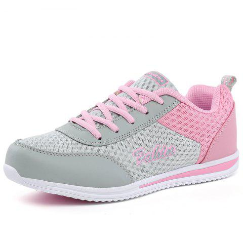 Women Breathable Mesh Shoes for Running