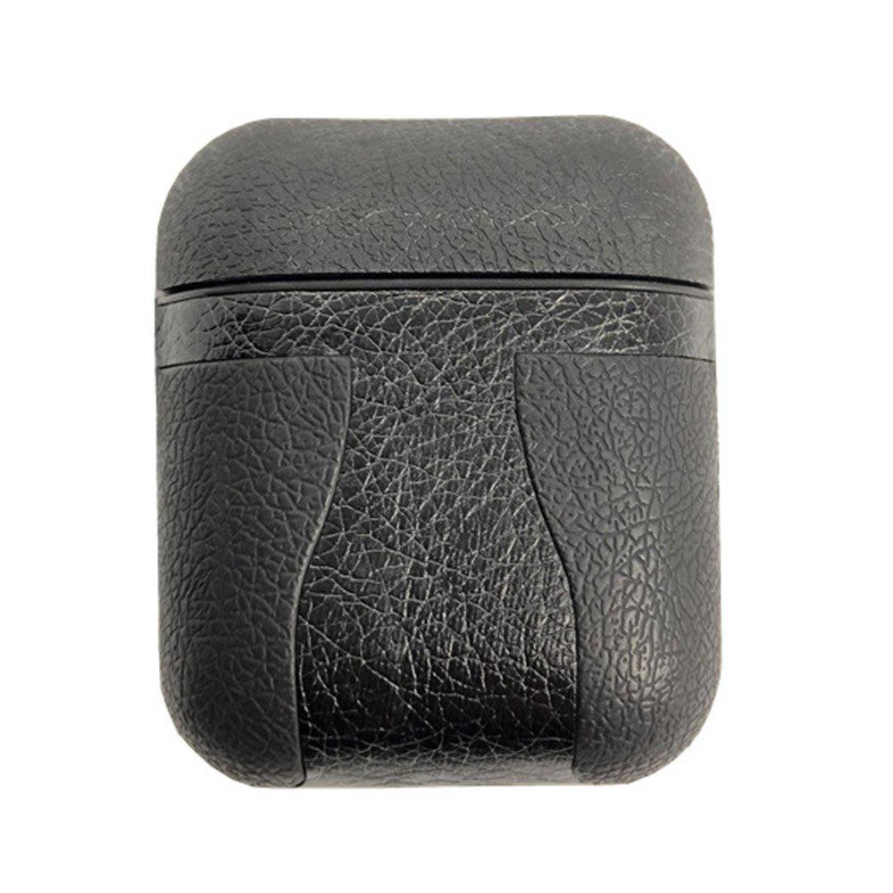 Chic PU Leather Protective Case Cover for AirPods