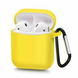 Silicone Case Cover Protective Skin for iPhone AirPods Charging Case US -