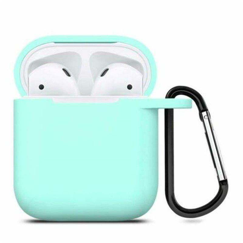 New Silicone Case Cover Protective Skin for iPhone AirPods Charging Case US