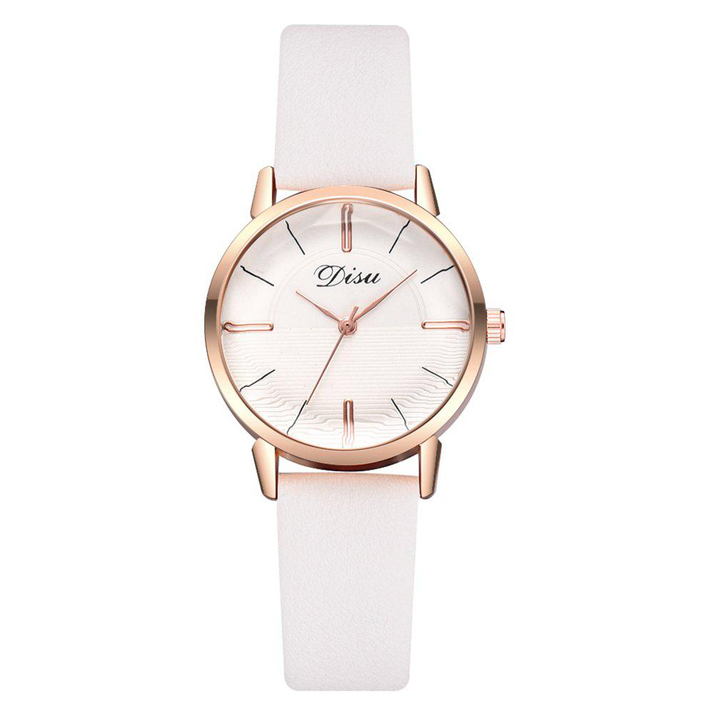 Chic Disu Ds177 Fashion Trend Casual Ladies Watch