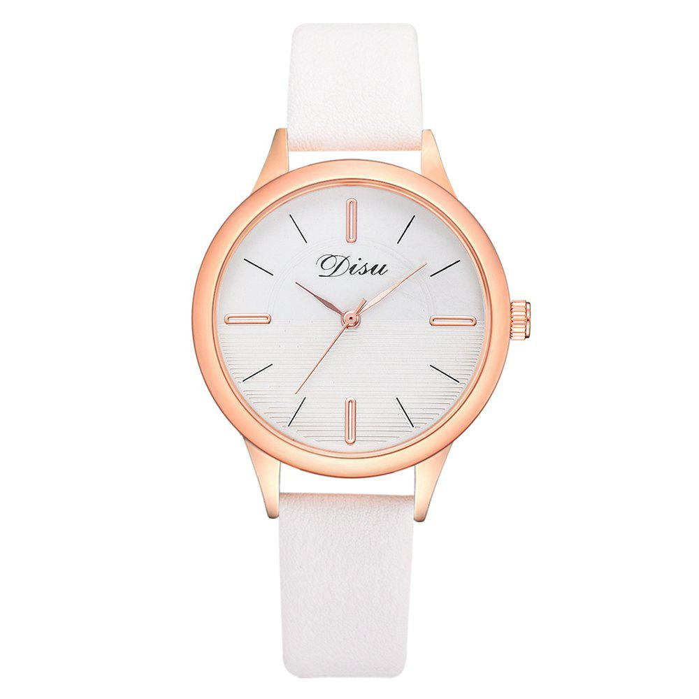 Sale Disu Ds174 Two-color Mirror Simple Casual Ladies Watch