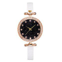 Disu Ds178 Simple and Small Fresh Literary Style Starry Watch -