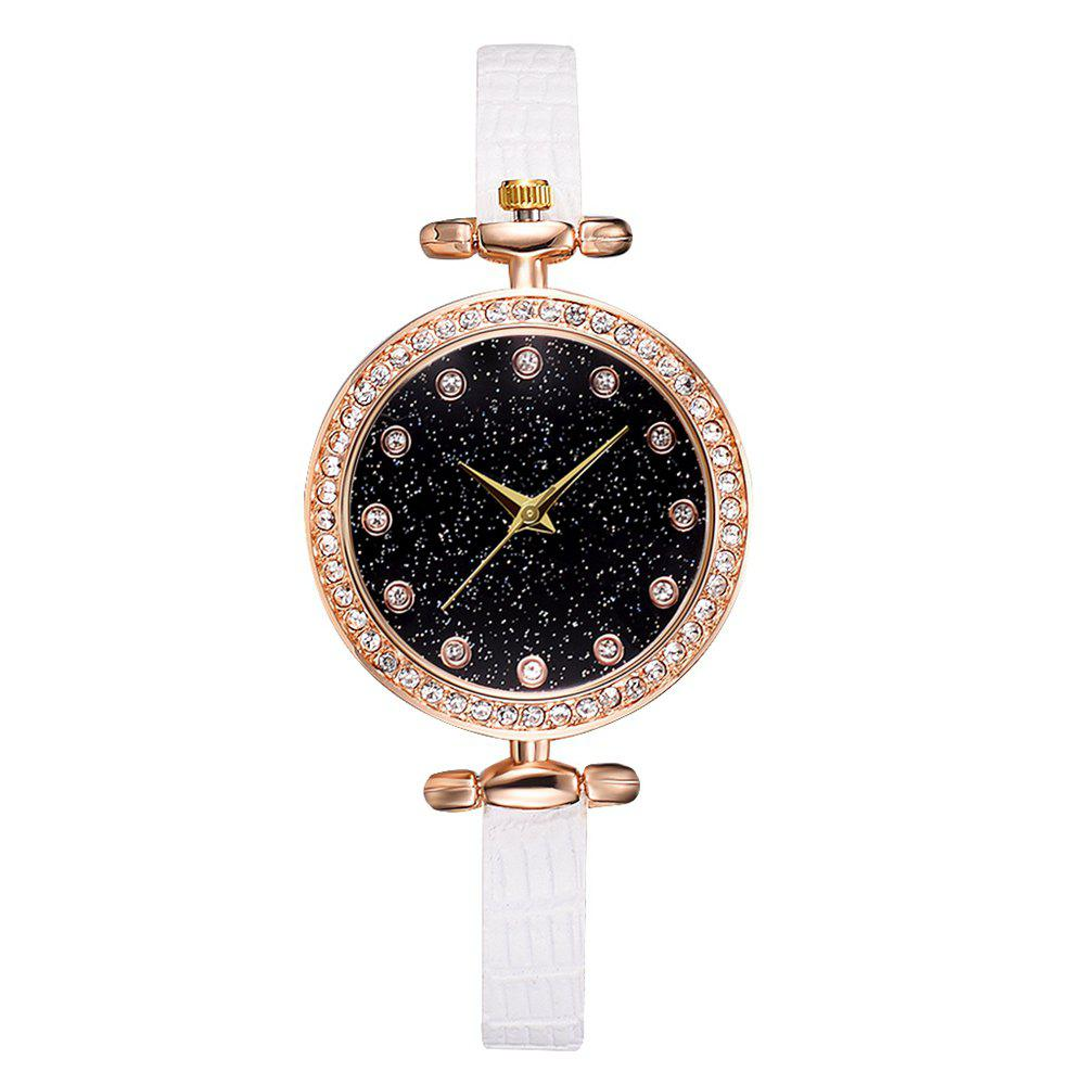 Cheap Disu Ds178 Simple and Small Fresh Literary Style Starry Watch