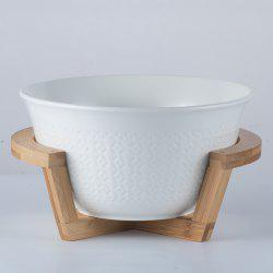 Creative Ceramic Fruit Salad Bowl Soup Bowl Noodle Bowl -