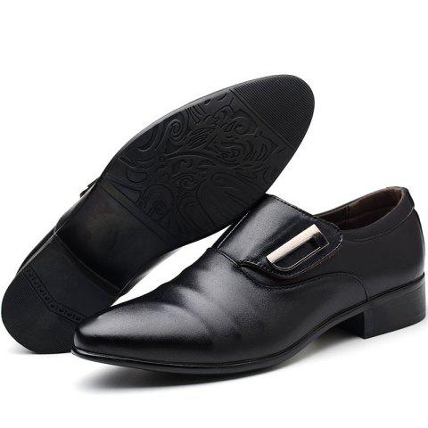 New Men Business Dress Pointed Shoes