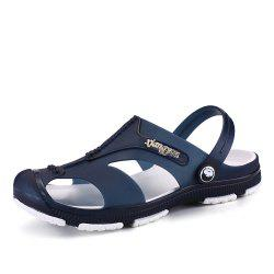 Outdoor Casual Walking Beach Flip Flops Men Shoes Summer Fashion Slippers -