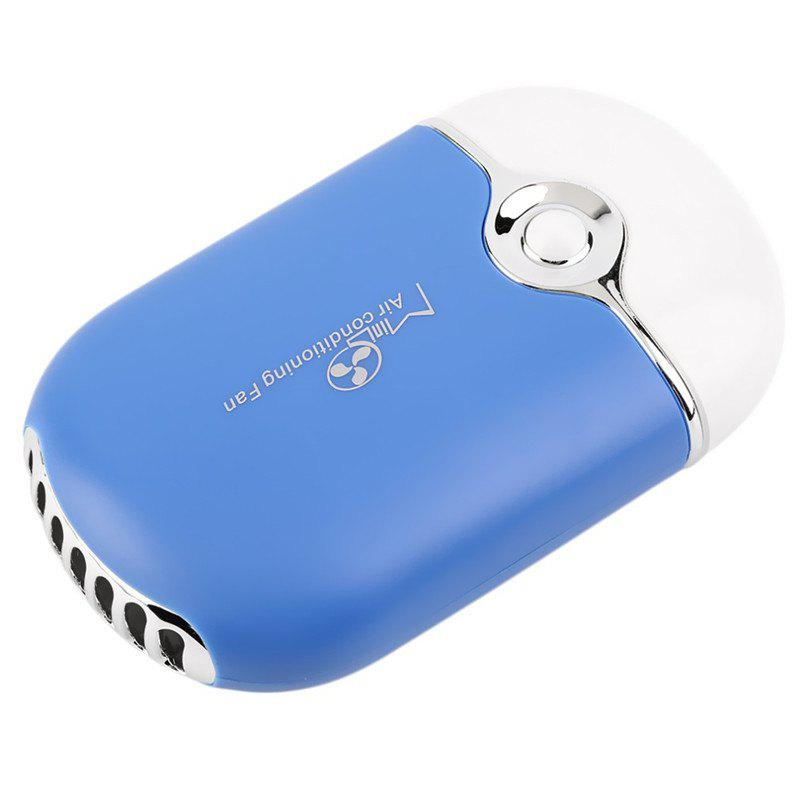 USB Mini Portable Electric Handheld Air Conditioning Cooling Refrigeration  Fan