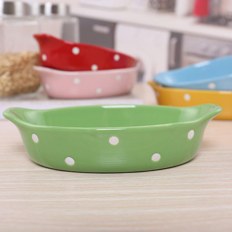 Hot Creative Pasta Salad Plate for Poached Rice Cheese