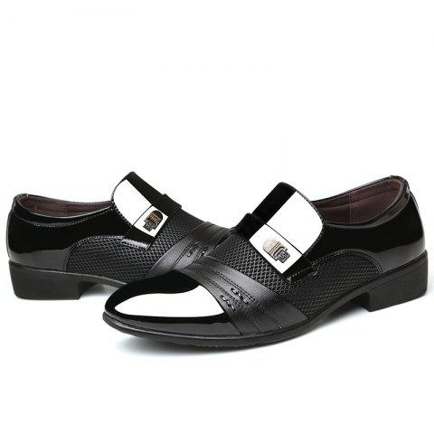 New Men Business Dress Casual Shoes