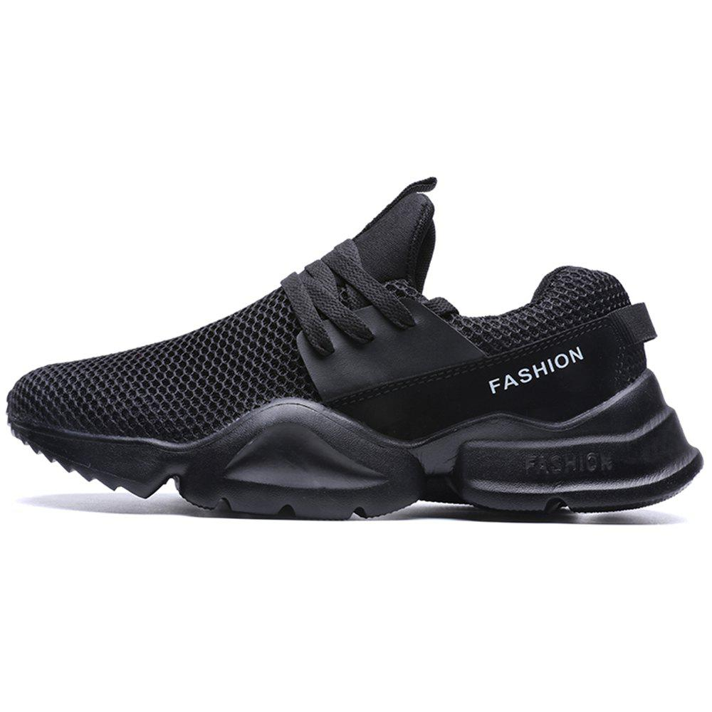 Trendy Ultra Light New Large Size Fly Mesh Casual Sports Shoes for Men