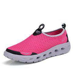 Summer Men Breathable Running Casual Shoes -
