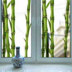 Removable PVC Window Film Wall Sticker Matte -