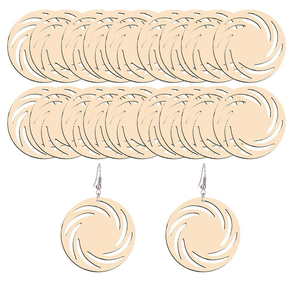 Discount 200105 European and American Fashion Earrings and Earrings (40 Sets)