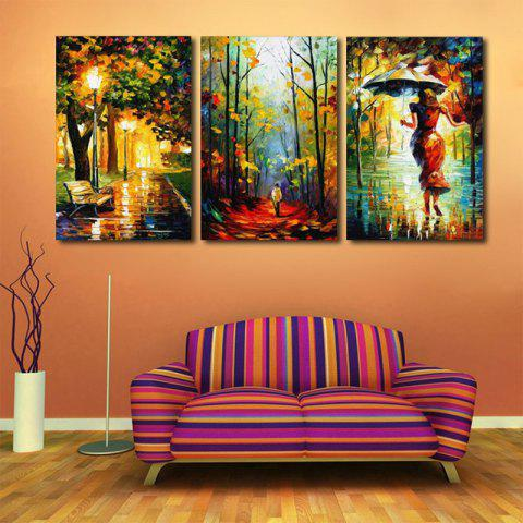 Buy Abstract Painting Printing Canvas Wall Home Decoration
