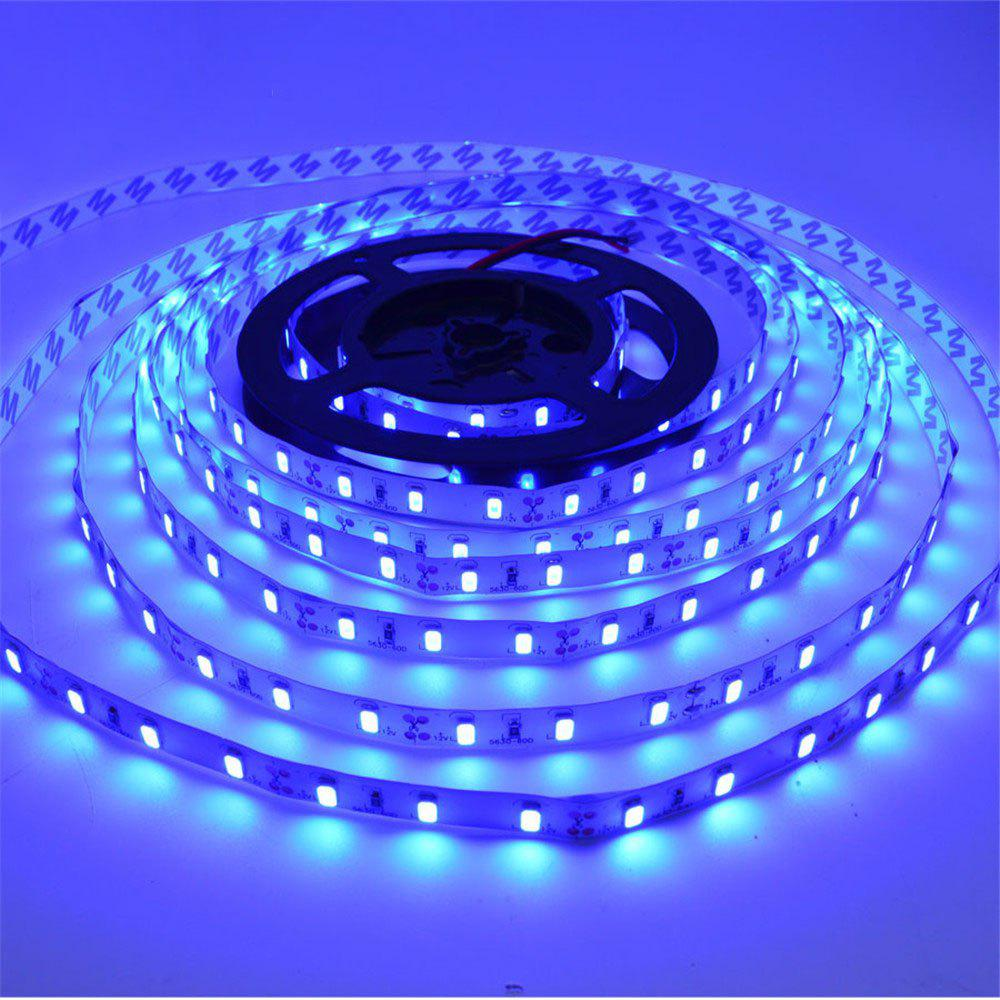 YWXLight 36W 5630SMD 300-LED LED Strip Light Decoration DC 12VHOME<br><br>Color: BLUE; Brand: YWXLight; Type: LED Strip; Features: Low Power Consumption; Waterproof: No; Length: 5M; LED Type: SMD-5630; Number of LEDs: 300 LED; Actual Lumens: 7500-7600 LM; Optional Light Color: Blue,Green,Red; Input Voltage: DC 12V; Rated Power (W): 78 W; Material: FPC;
