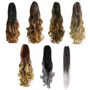 TODO 20 inch Ombre Claw 7-piece 16-clip Synthetic Hair Extensions -