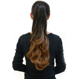TODO 20 inch Ombre Claw 7-piece 16-clip Synthetic Hair Extensions - OMBRE 3100B/1001# 20INCH