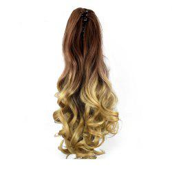 TODO 20 inch Ombre Claw 7-piece 16-clip Synthetic Hair Extensions - OMBRE 4/8/30# 20INCH