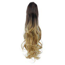 TODO 20 inch Ombre Claw 7-piece 16-clip Synthetic Hair Extensions - OMBRE 613H2513BHBLUE2# 20INCH