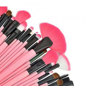 TODO 24pcs High Quality Micro Fiber Makeup Brushes -