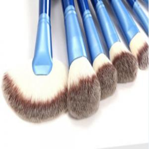 TODO 24pcs Royal Blue Professional Makeup Brushes Wood Handle - ROYAL