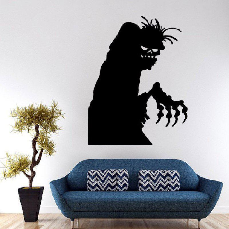 YEDUO Halloween Removable Wall Stickers Creative Ghosts Home Window Decal 224215701