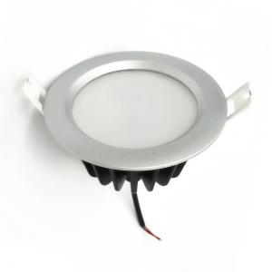 ZDM 7W Waterproof IP65 600 - 650LM Round LED Downlight Ceiling Llight Semi Outdoor Cold -