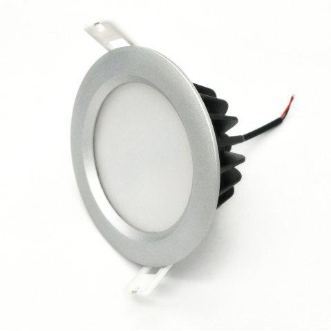 Store ZDM 7W Waterproof IP65 600 - 650LM Round LED Downlight Ceiling Llight Semi Outdoor Cold