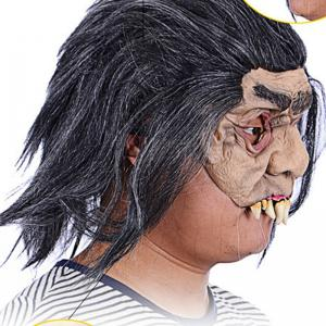 MCYH Masquerade Spoof Halloween Mask Props Costumes -